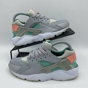 Nike Air Huarache Shoes Girl's Size 6.5Y Women's 8 Multicolor #654275-034